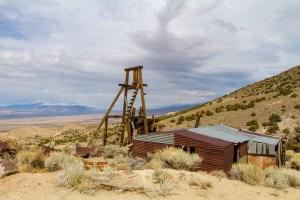 San Antonio and Cimarron Mines