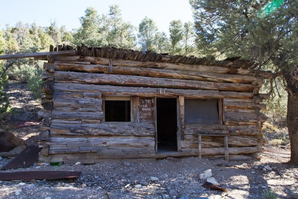 Rosey Mine Cabin