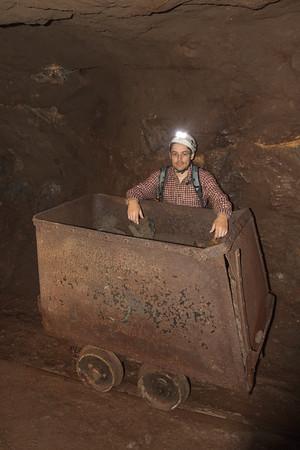 """""""Sterling Pound"""" Mine"""