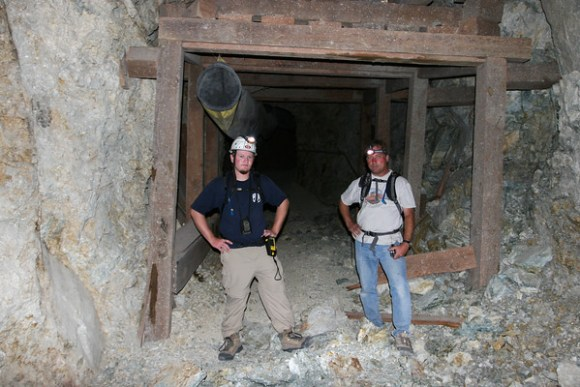 Sylvania Mine