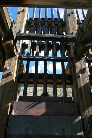 Gold Hitt Stamp Mill