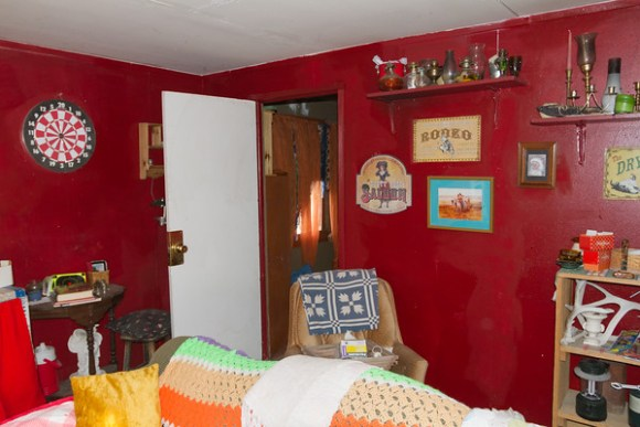 """""""Red Wall"""" Cabin"""