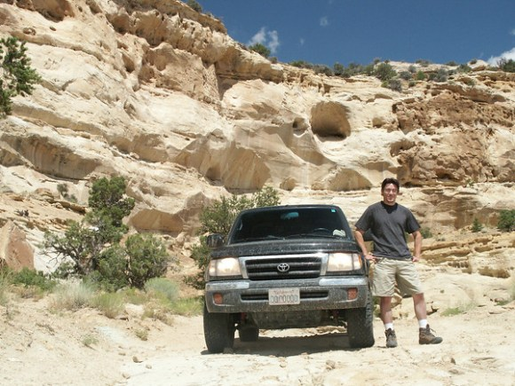 Devil's Canyon crossing