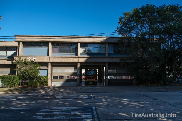 FRNSW 13 Alexandria Fire Station