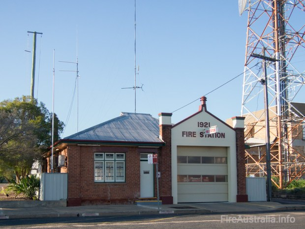 FRNSW 399 Narrabri Fire Station