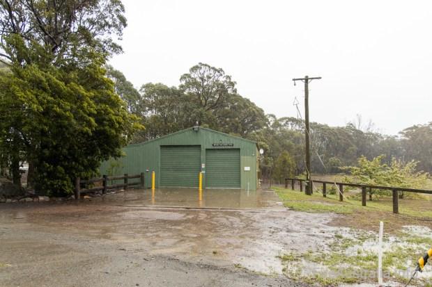 NSW RFS Mandemar Brigade - High Range Fire Station