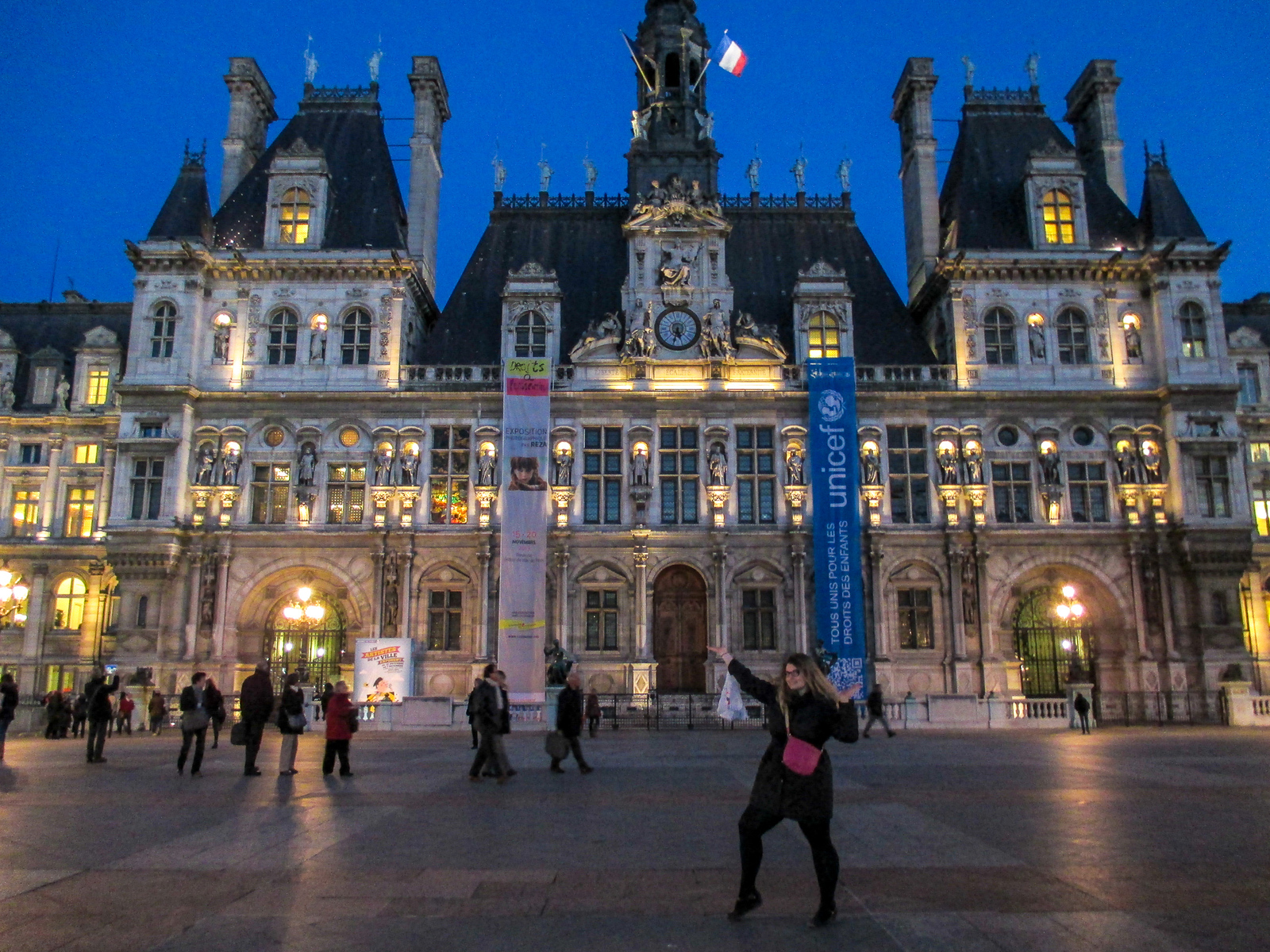visiting paris for the first time? be sure to explore the city at night.