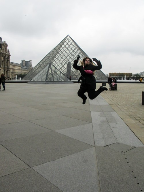 Why visit Paris? Photos like this one!