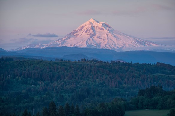Mt. Hood Sunset