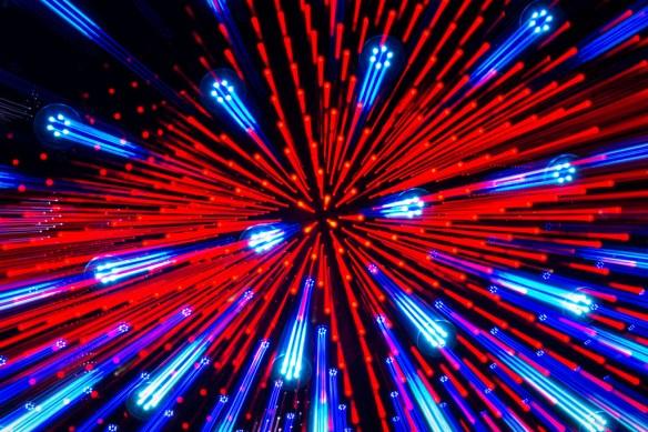 LightWave - Baltimore's Beacon - Abstract