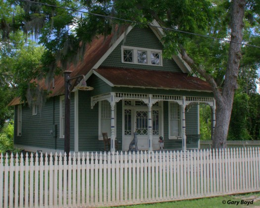 The Metzler House, East Columbia