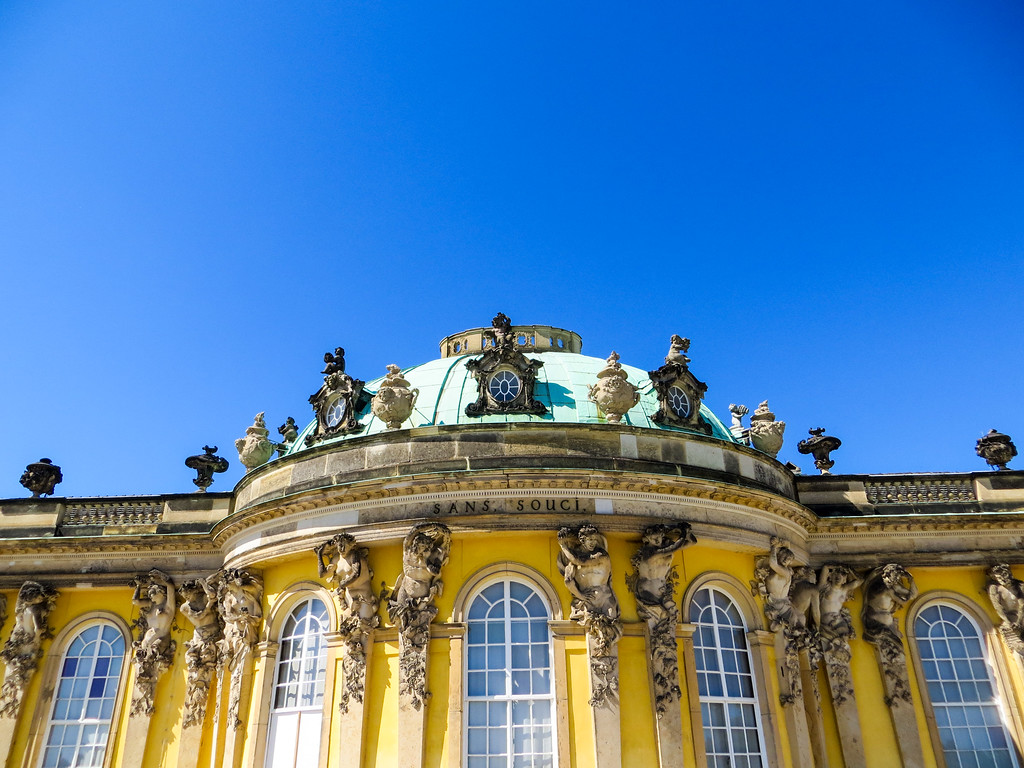 day trip from berlin to potsdam