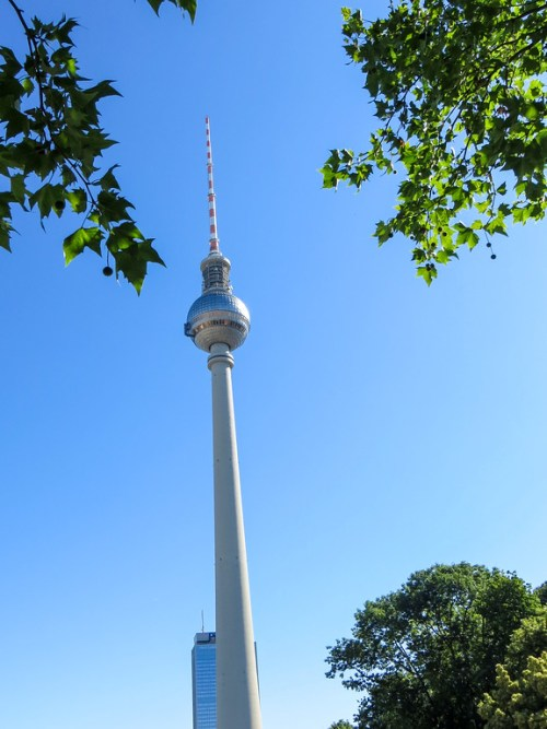 two days in berlin means taking lots of cool photos like this one