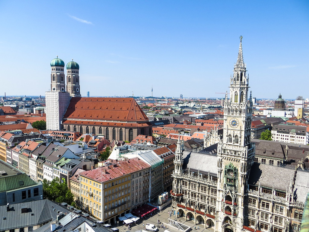 Munich is a city you must add to your Central Europe Travel itinerary!