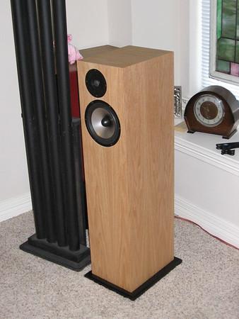 speakers fredt300b