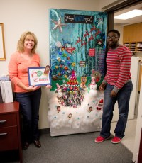 Holiday Door Decorating Contest. - Western University of ...