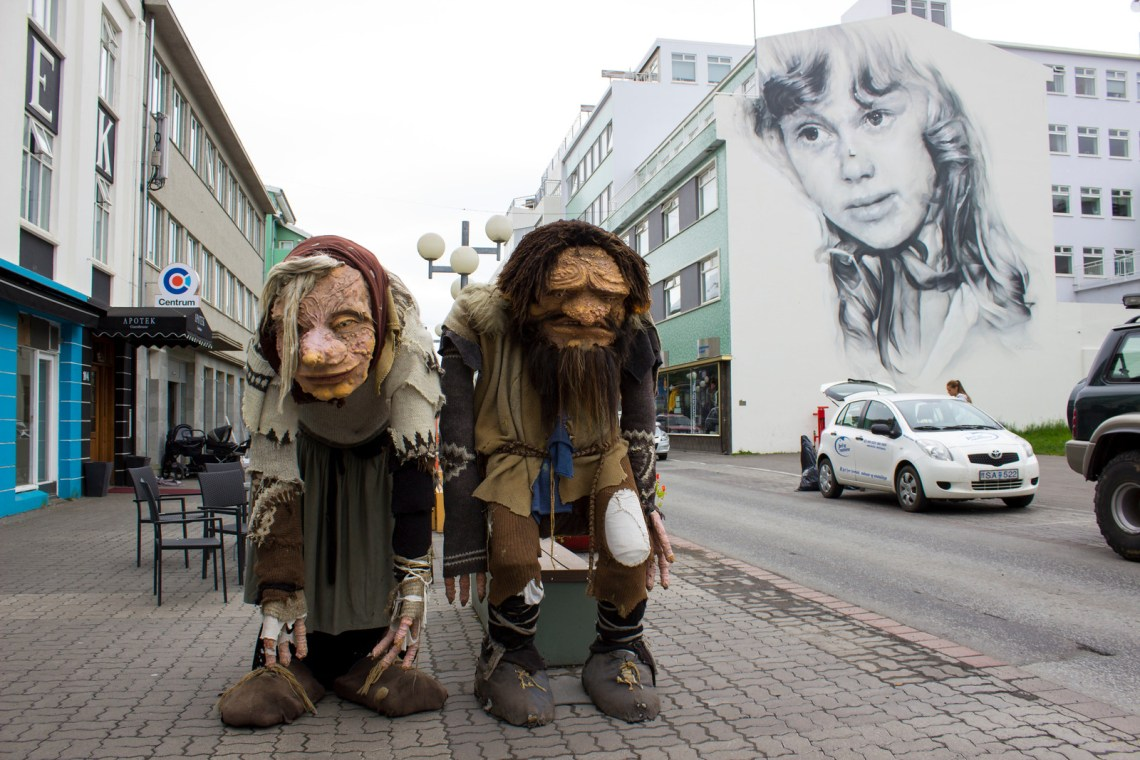 Akureyri Travel Guide - One Day in Akureyri Iceland