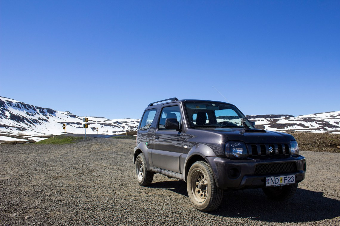 Renting a Car in Iceland with Go Car Rental