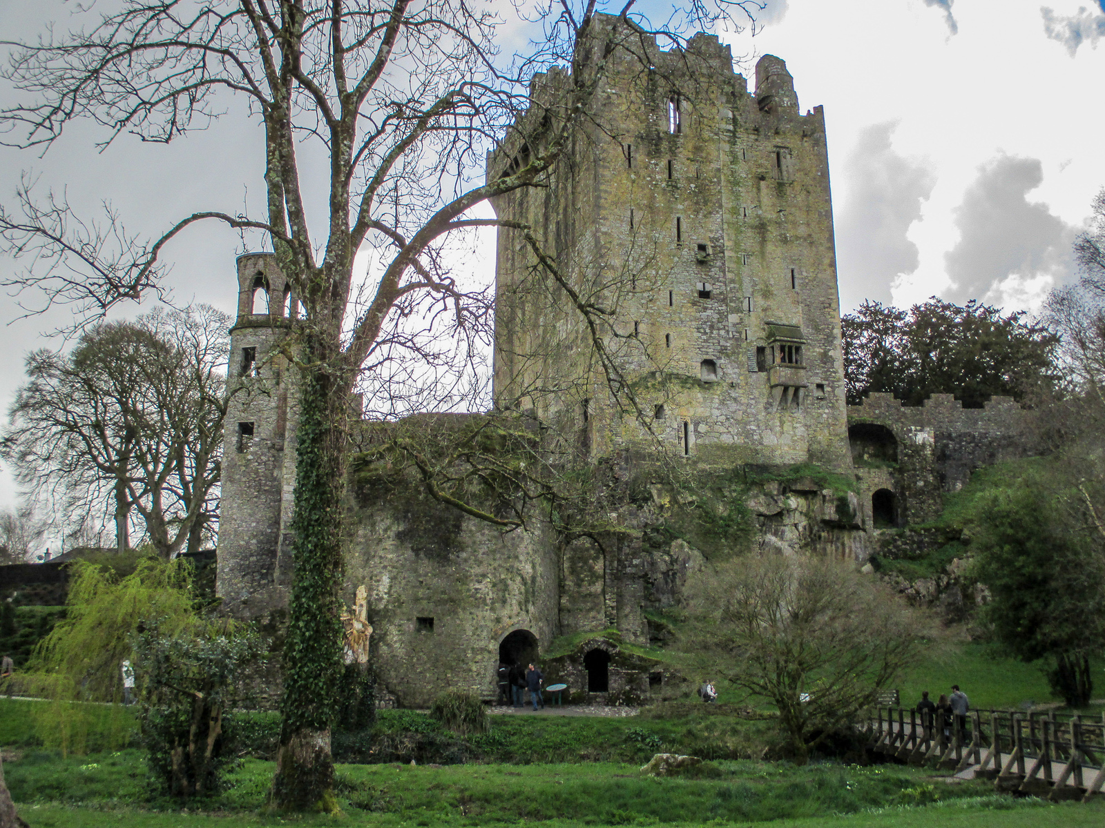 your 7 Day Ireland Itinerary will take you to blarney castle