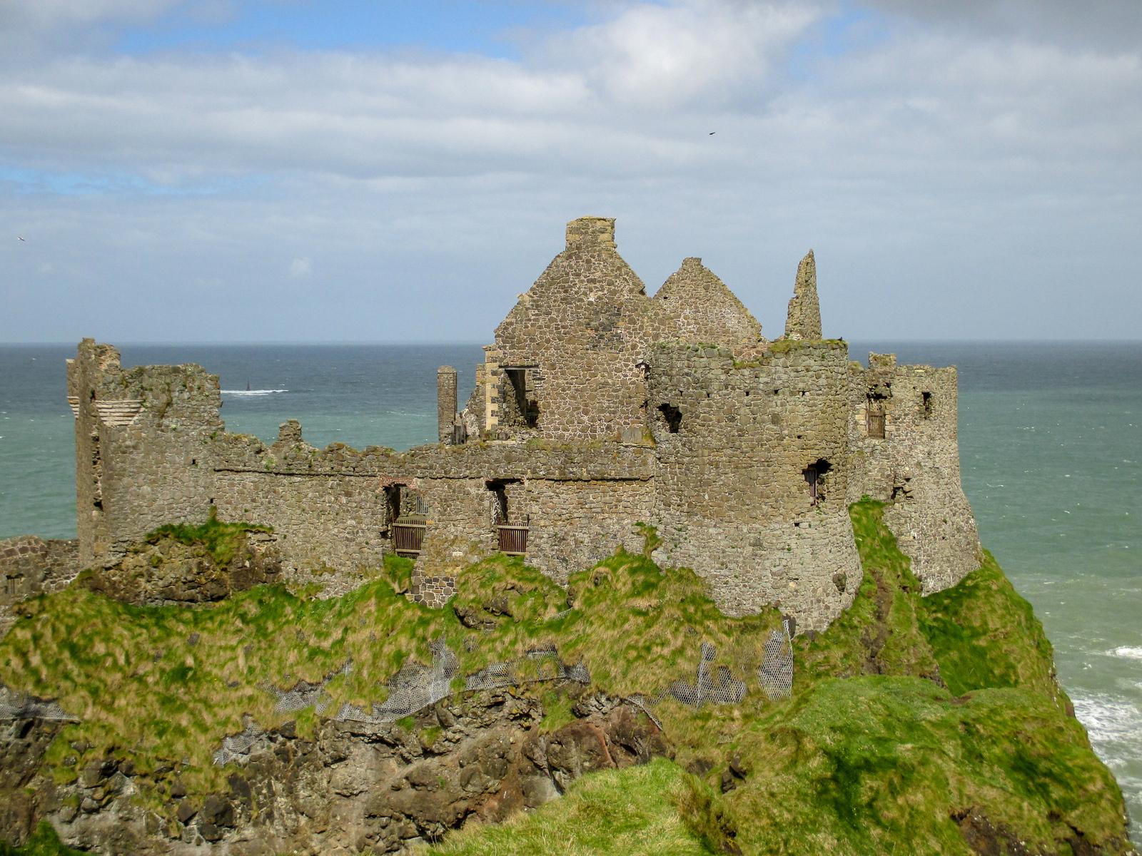 got 1 Week in Ireland? snap plenty of pictures of castles!