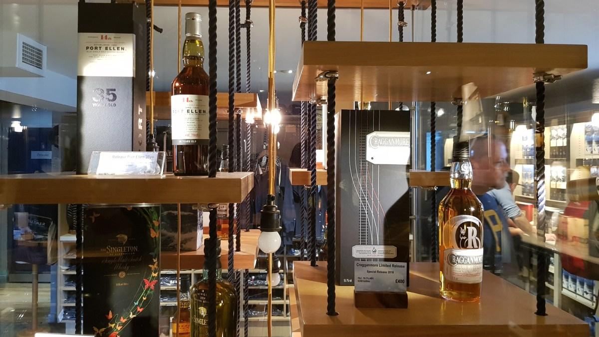 Things to do on the Isle of Skye - Talisker Distillery