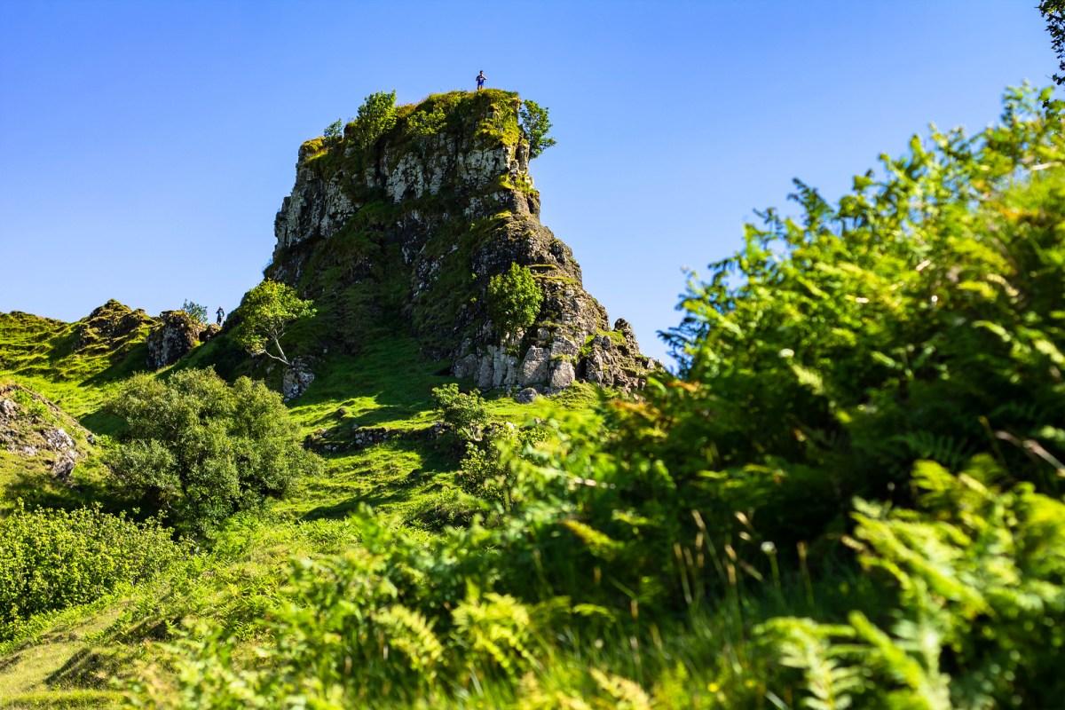 Fairy Glen - Things to do on the Isle of Skye