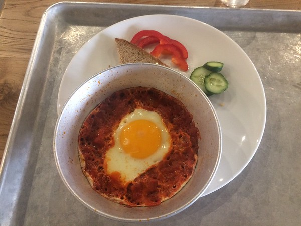 israeli meals