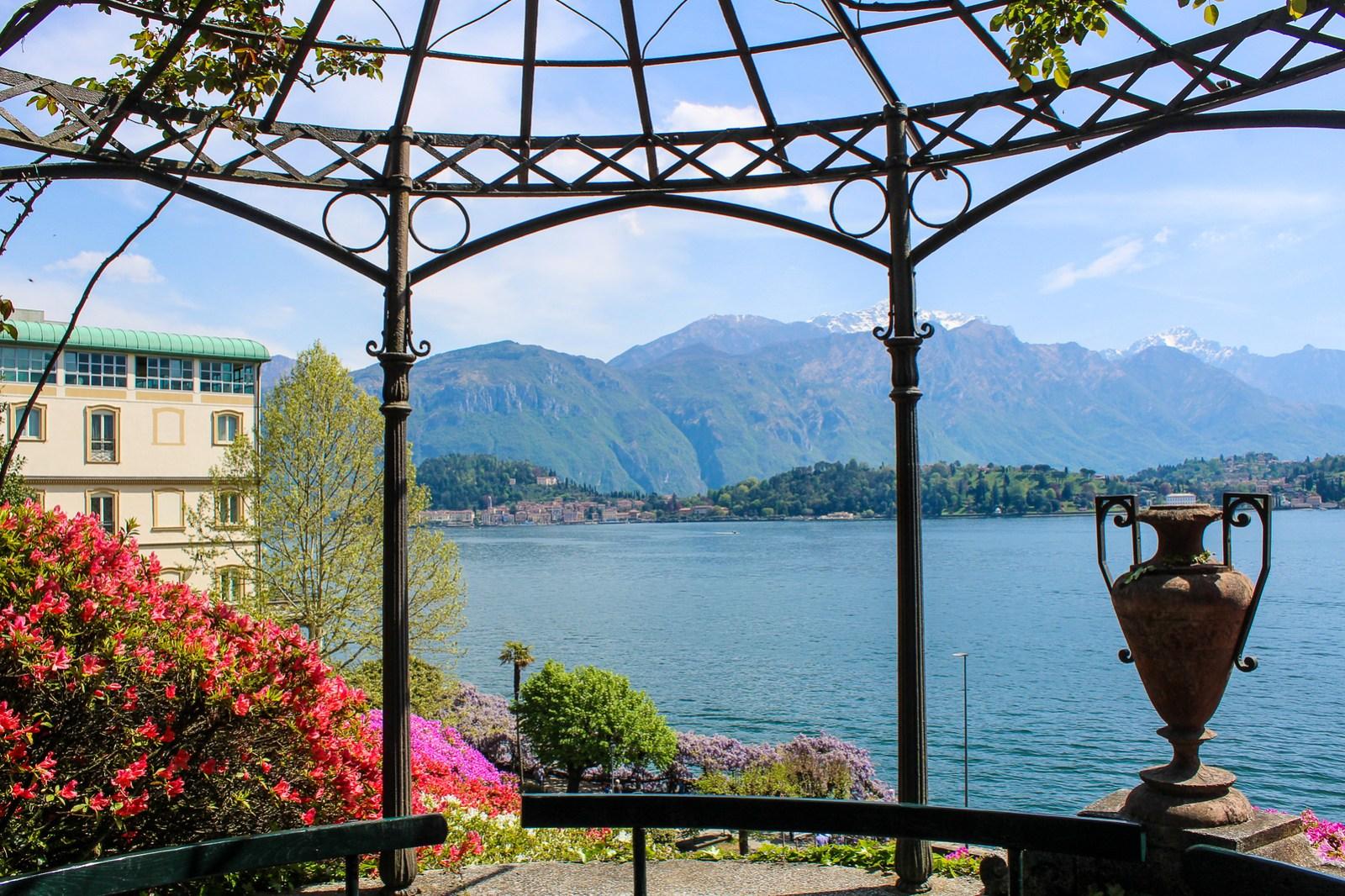villa charlotta: the highlight of lake como day trips