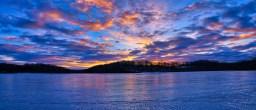 Silver Lake Sunset – 3-6-2021