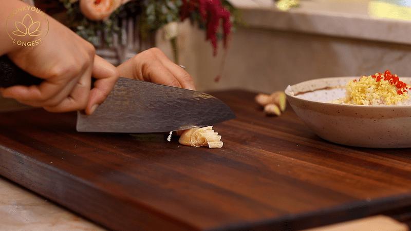 How to Cook Lemongrass Turkey Recipe & Video