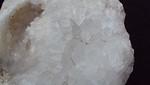 #7078 Partial Quartz Geode (551 g)