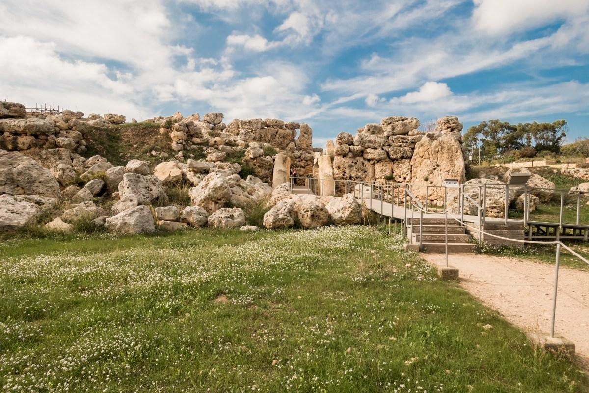 Things to do in Gozo - Ggantija Temple