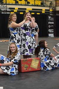 2018 Ohio Indoor Performance Association Firestone - Saturday