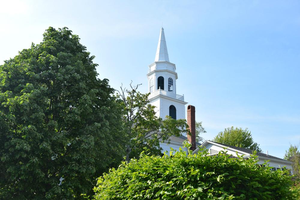 The Federate Church in Martha's Vineyard