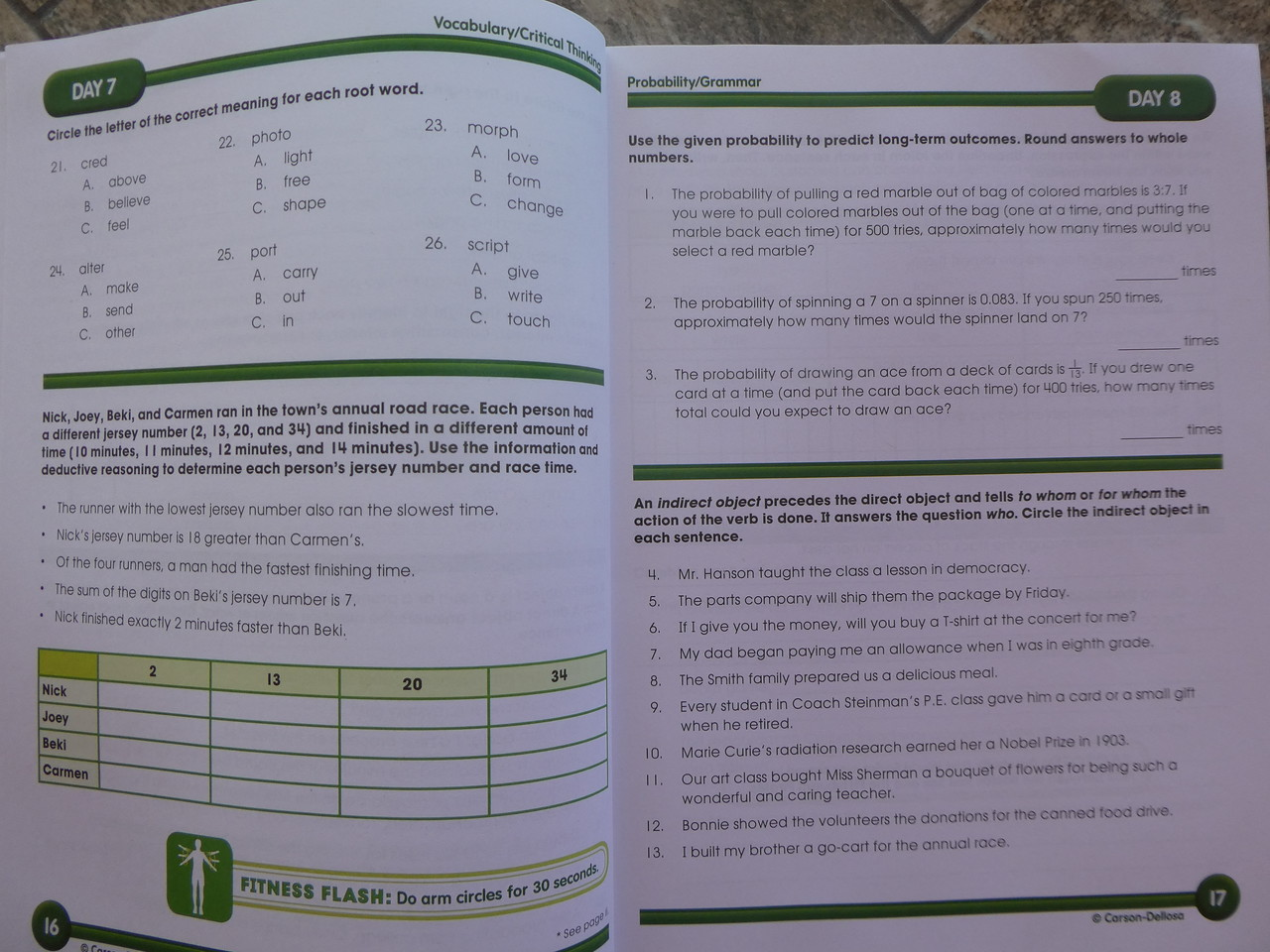 hight resolution of Math Workbooks Archives - Free Math Worksheets