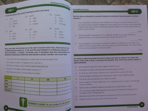 small resolution of Math Workbooks Archives - Free Math Worksheets