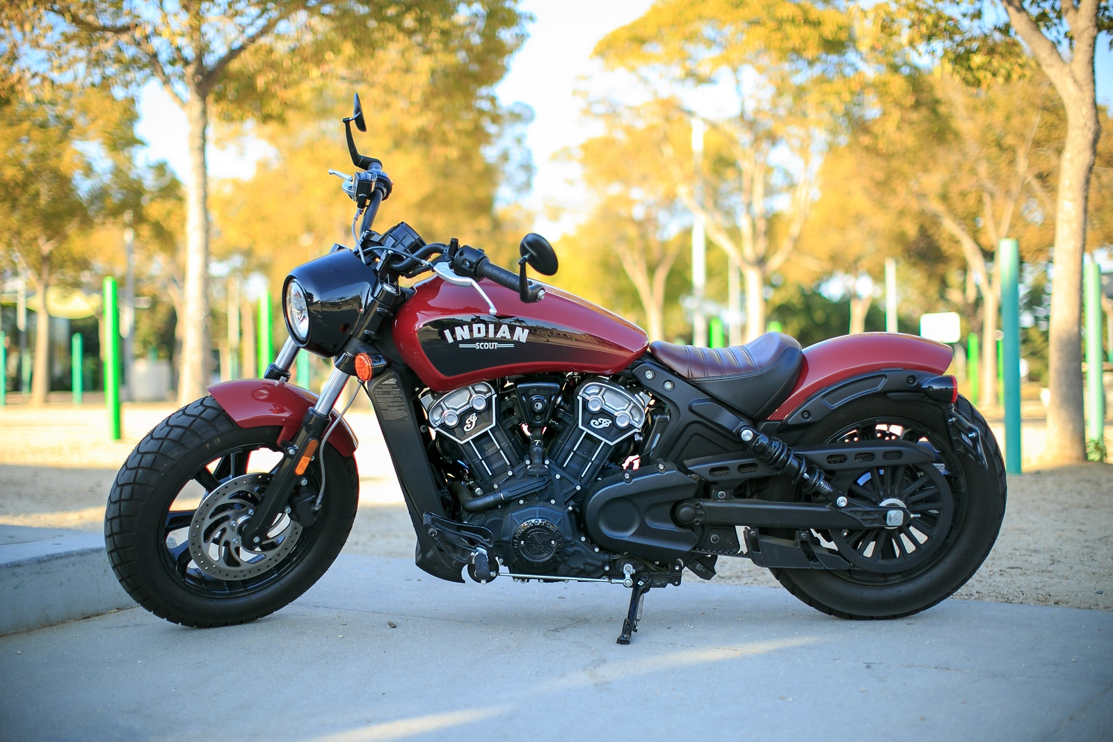 Photo By Aaron Schasse The Indian Scout