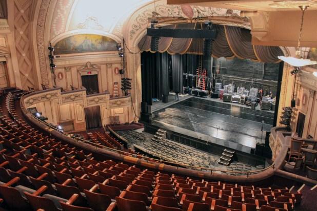Merriam Theater Philadelphia Seating Capacity
