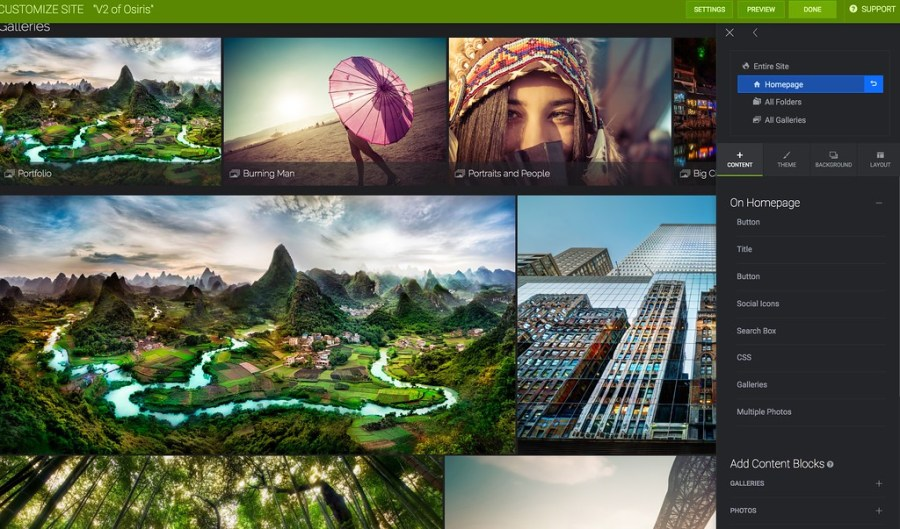 SmugMug Review – Stuck in Customs