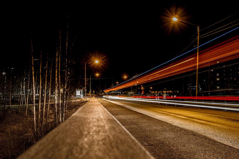 Street Longexposure