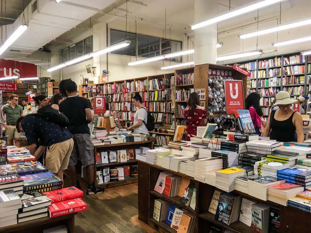 the strand bookstore nyc