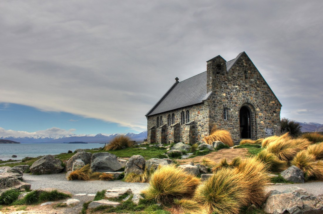 Lake Tekapo Church of the Good Shepherd