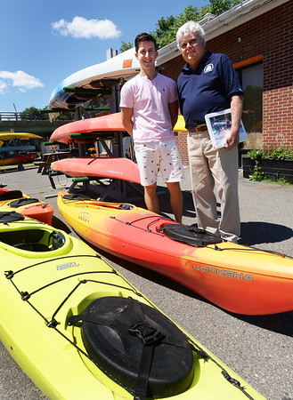 larry chair kayak helinox one july 2017 the newburyport news wielgos right with plum island guide