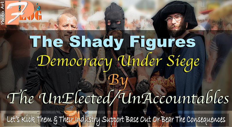 The Shady Figures
