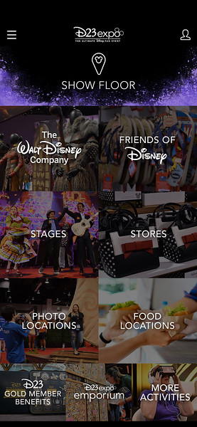 d23 expo mobile app 20194