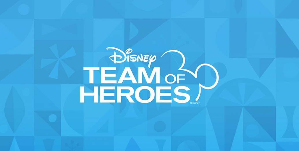team of heroes disney aspire