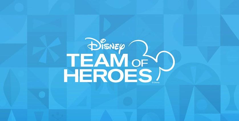 team of heroes disney aspire