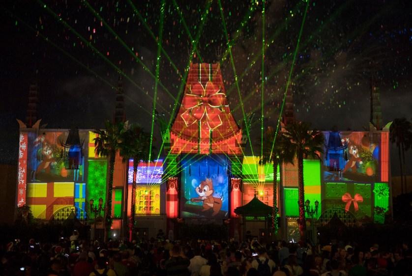 Jingle Bell, Jingle BAM at Disney's Hollywood Studios