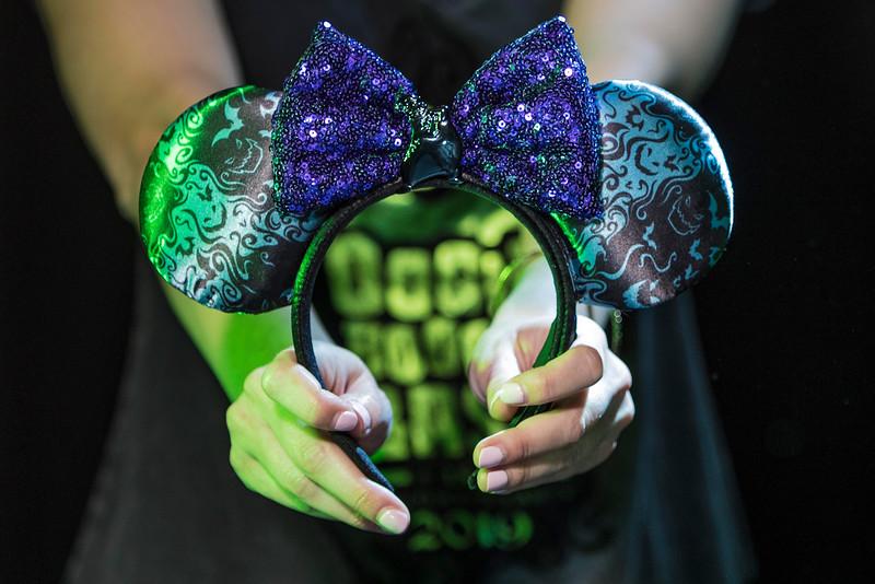 Halloween Time at Disneyland Resort – Oogie Boogie Bash Headband