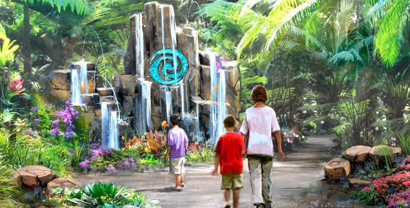 journey of water inspired by moana epcot